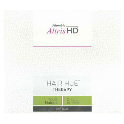 Alembic Altris HD Hair Hue Therapy Soft Black