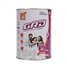 GRD WHEY PROTEIN vanilla flavour 200g