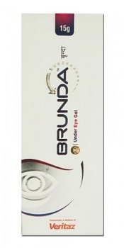 BRUNDA UNDER EYE GEL 15G