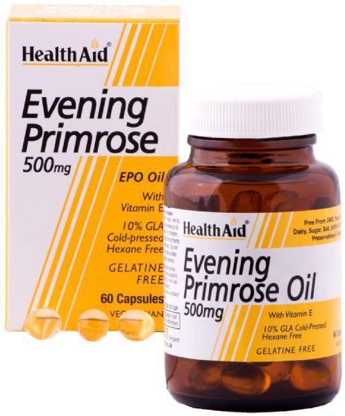 EveningPrimrose 500 mg 60capsules