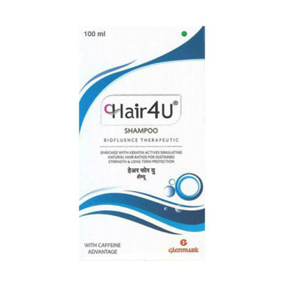 Glenmark Hair 4U Shampoo 100ml